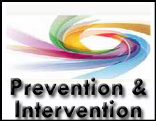 Click to learn more about Prevention & Intervention